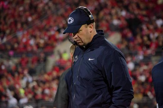 Penn State Football:The 72 Hours Of Recovery, O'Brien Honest Following Loss