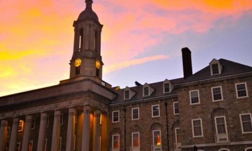 Next Penn State President to be Announced Friday
