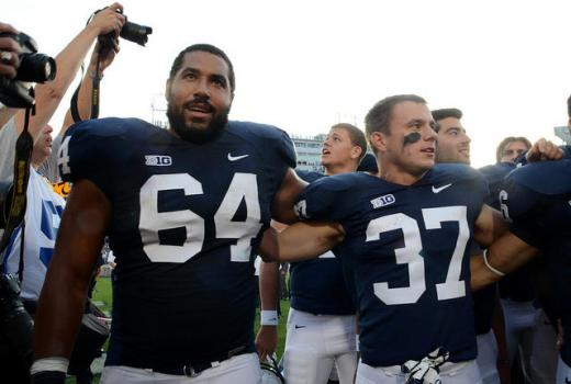 Penn State Football: John Urschel Named A National Football Foundation And College Hall of Fame Scholar-Athlete