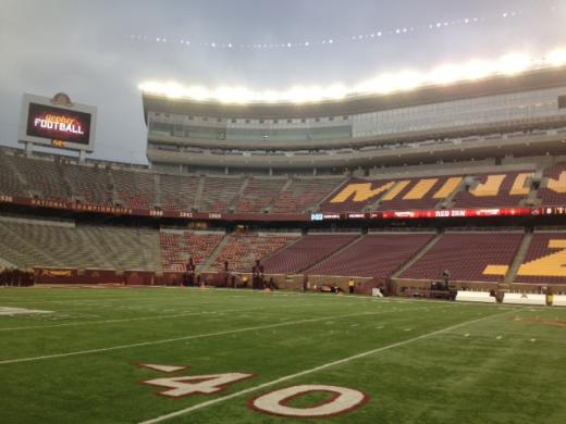 Penn State Football: Weather or Not, Taking a Run at Minnesota