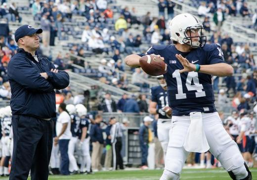 Penn State Football (Still) a Program in Transition