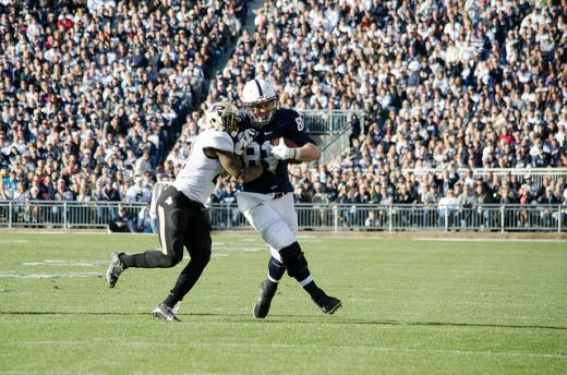 Penn State Football: For Hackenberg And Breneman It Was A Long Time Coming