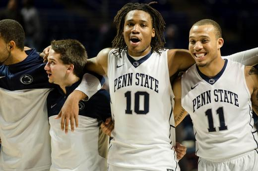 Penn State Basketball: Nittany Lions Impressive In 79-72 Victory Over La Salle