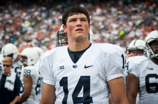 Penn State Football: Hackenberg Assaulting Record Book In Freshman Year