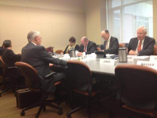 PSU Board of Trustees Committee Hears Reports on Culture Survey, Coaches Forum
