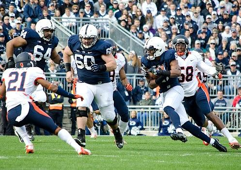 Penn State Football Senior Day:  Ty Has the Longest Commitment ...    and Howle