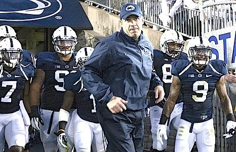 The Road Ahead for Bill O'Brien and Penn State Football
