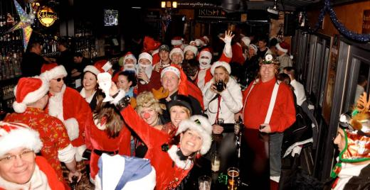 Santa Crawl is Coming to Town