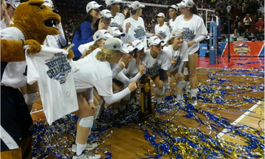 Women's Volleyball Dynasty Continues With National Championship Victory Over Wisconsin
