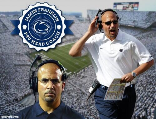 Penn State Football: James Franklin Hired As 16th Head Coach Of Penn State Football Program