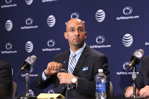 Penn State Football: James Franklin Introduced As Head Coach