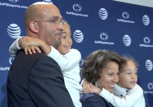 Head Football Coach James Franklin Explains What He's All About