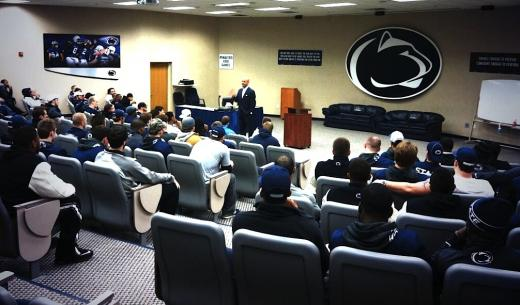Penn State Football: Hiring Staff is Biggest Decision of Franklin's Career