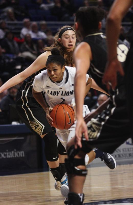 Lady Lions Lose to Purdue at Home, 84-74
