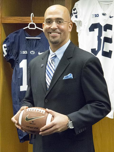 Penn State Football Fans Demand James Franklin Gear
