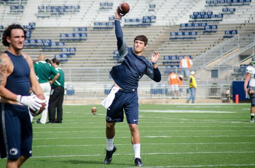 Penn State Football: Hackenberg 'This Is Where I Want To Play Ball'