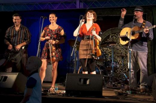 Celtic Band to Open Spring 2014 Acoustic Brew Season