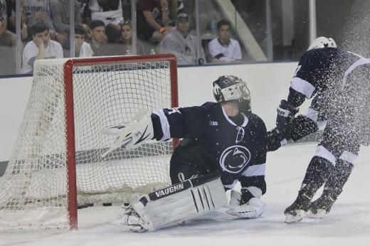 Penn State Hockey: Nittany Lions Fall 3-0 To Michigan State, Rematch Saturday Night