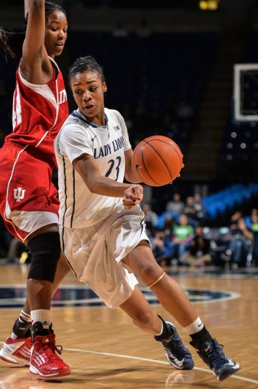 Lady Lions Rely on Strong Defense to Overpower Indiana, 65-52