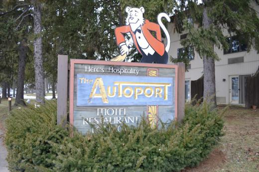 Autoport Converting to Clem's Roadside Bar and Grill