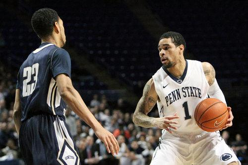 Penn State Basketball: Nittany Lions Win 58-54 Over Nebraska