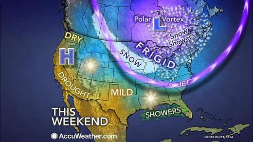 Snow and Sub-Zero Temperatures in State College Forecast