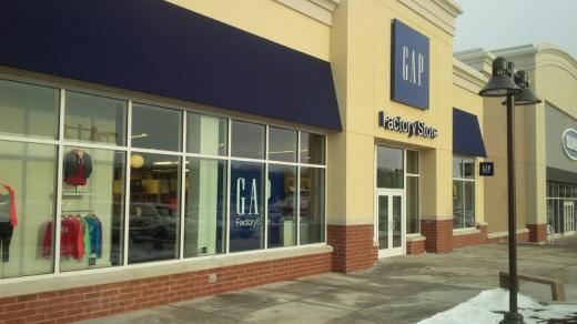 Gap Factory Outlet Opens in State College