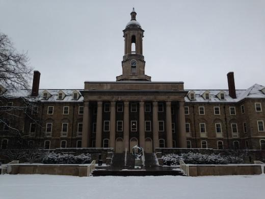 Penn State, State College Noon News and Features: Monday, January 27