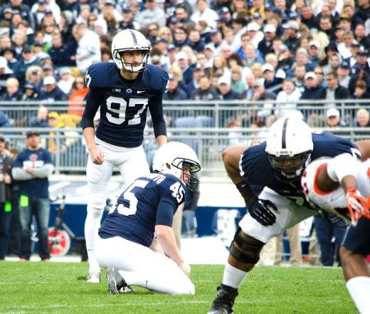 Penn State Football: Franklin's Assistant Is a Huff About Lions' Kicking Game