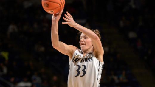 Lady Lions Win a Thriller at Purdue, 75-72