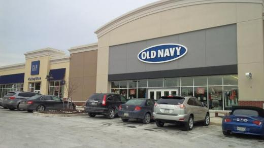 Old Navy is Open for Business