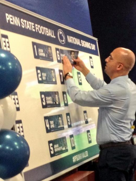 Penn State Football: Live National Signing Day 2014 Coverage