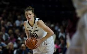 Lucas Powers Lady Lions to Win over Ohio State, 74-54