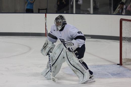 Penn State Hockey: Skoff Recognized for Shutout Victory