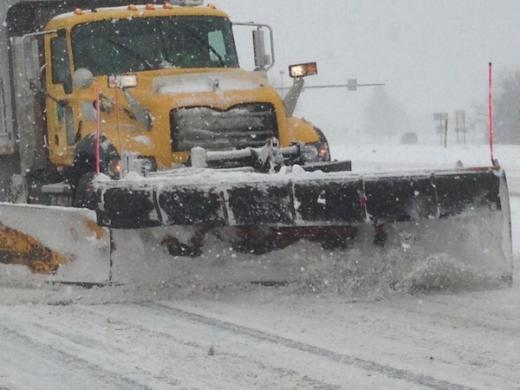 Penn State Closes Early, Area Roads Are Snow Covered and Treacherous