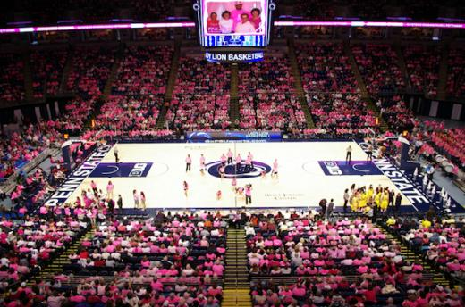 More Than 650 Breast Cancer Survivors Gearing up for Pink Zone