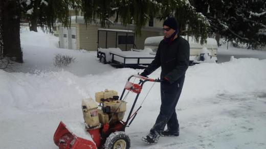 State College Area Residents Dig Out After Storm; Officials Issue Snow Removal Warning