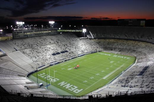 Penn State Athletics Lost $5.9 Million During 2012-13 Year