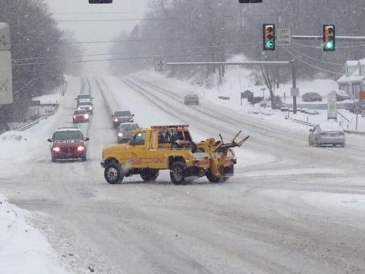 Shortage has State College Being 'Stingy' with Salt Treatment