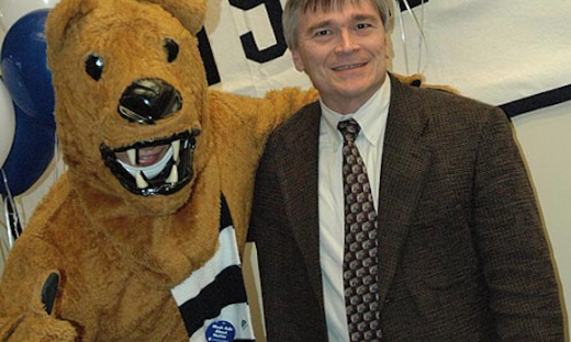 Who is Eric Barron, Penn State's 18th President?
