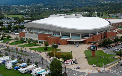 Bryce Jordan Center to Close for Summer for Roof, Floor Projects