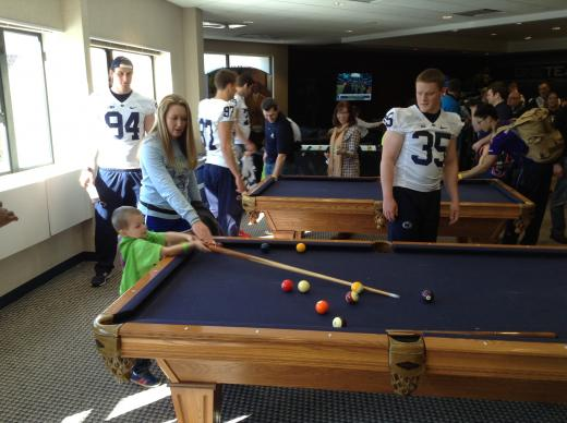 Penn State Football: Nittany Lions Make-A-Wish Come True On THON Weekend