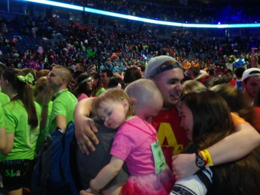 Video: Watch the Emotional Reaction as THON Breaks Fundraising Record