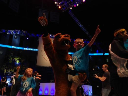 Experience All 46 Hours of THON in Less Than Five Minutes