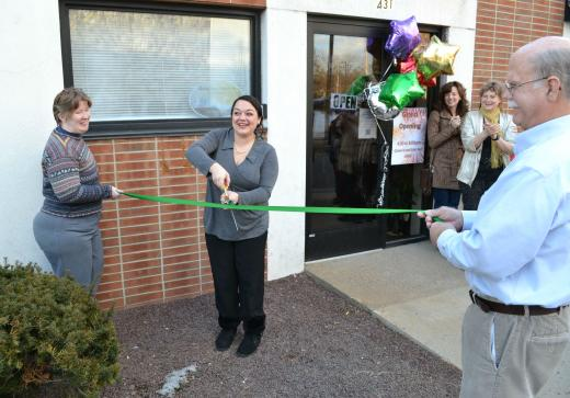 Massage Therapy Practice Celebrates Grand Opening