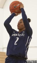 Penn State Lady Lions Scorched by Nebraska, 94-74