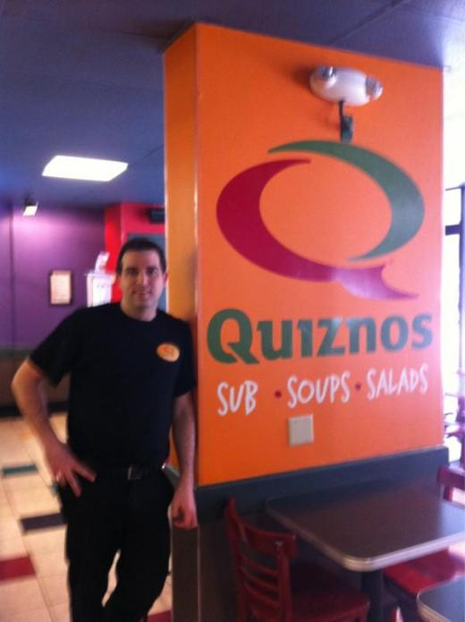 Quiznos Closing Thursday Night Due to Inconsistent Business