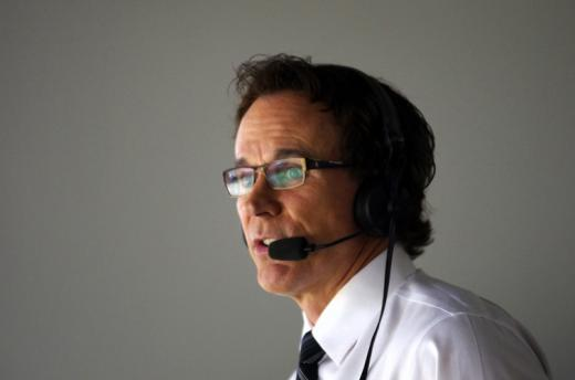 ESPN broadcaster enjoys first visits to Happy Valley