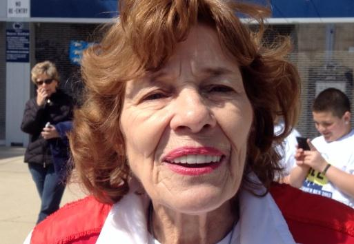Sue Paterno Hospitalized, Reported to be in 'Good Spirits'