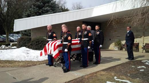 Loved Ones Remember Col. Russell, a War Hero and Community Leader